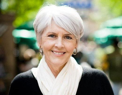 The Silver Fox: Stunning Gray Hair Styles | Bellatory Within Short Haircuts For Coarse Gray Hair (View 12 of 20)