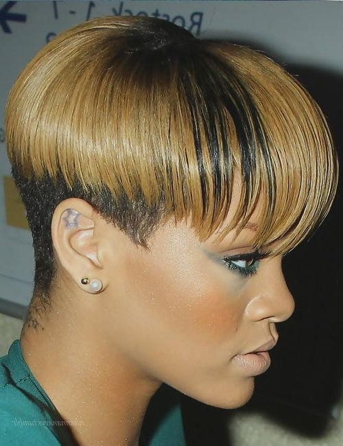 Top 28 Short Bob Hairstyles For Black Women – Hairstyles For Woman With Regard To Bob Short Hairstyles For Black Women (View 13 of 20)