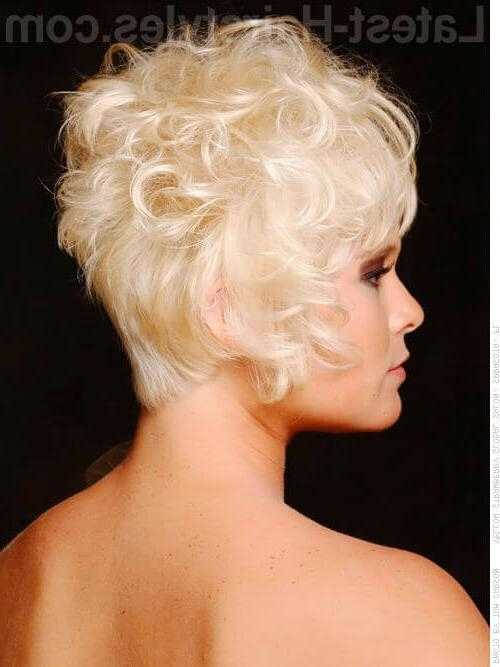 Top 44 Short Blonde Hair Ideas To Try (updated For 2018) Pertaining To Teased Short Hairstyles (View 13 of 20)
