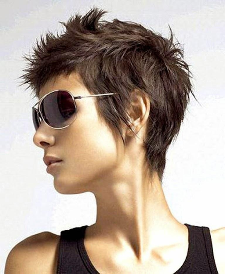 Trend Hairstyles 2015: Great Short Haircuts Trend 2015 For Women For Short Haircuts For Tall Women (View 18 of 20)