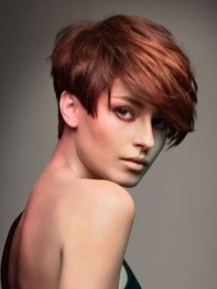 Trendy Short Cropped Hairstyle Ideas – Hair – Tohair Inside Cropped Short Hairstyles (View 16 of 20)