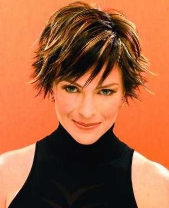 Trendy Short Hair Cuts | Trendy Hair Cuts | Trendy Hair Style For Trendy Short Haircuts For Round Faces (View 17 of 20)