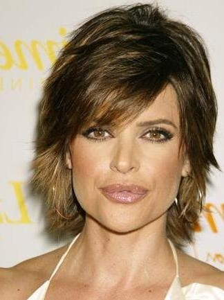 Trendy Short Hair Cuts | Trendy Hair Cuts | Trendy Hair Style With Trendy Short Haircuts For Round Faces (View 18 of 20)