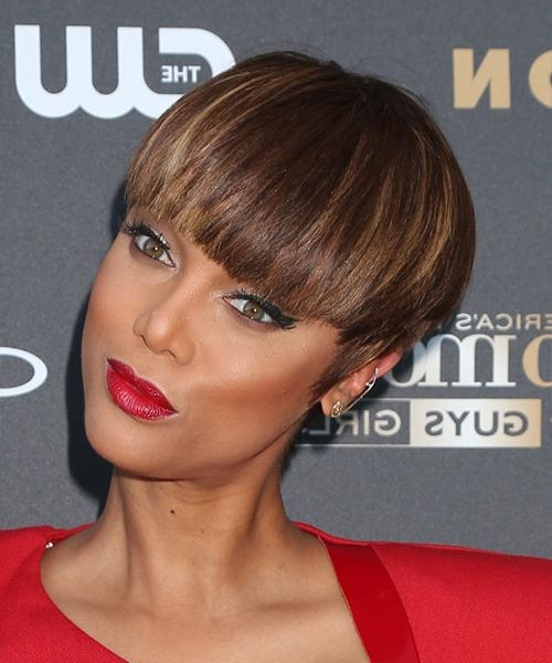 Tyra Banks Hairstyles For 2018 | Celebrity Hairstyles Pertaining To Tyra Banks Short Hairstyles (View 17 of 20)