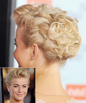 Updos For Short Hair – Short Hair Updos Inside Updo Short Hairstyles (Gallery 19 of 20)
