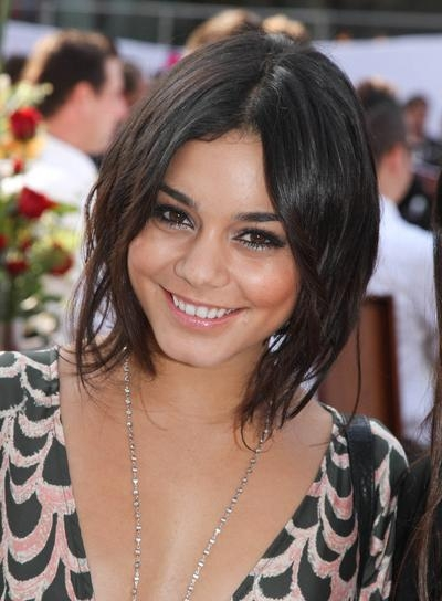Vanessa Hudgens – Beauty Riot Regarding Vanessa Hudgens Short Hairstyles (View 3 of 20)