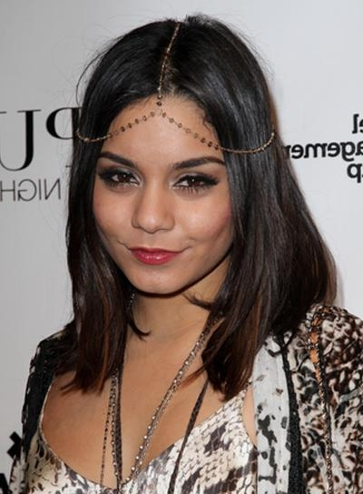 Vanessa Hudgens – Beauty Riot Throughout Vanessa Hudgens Short Haircuts (View 18 of 20)