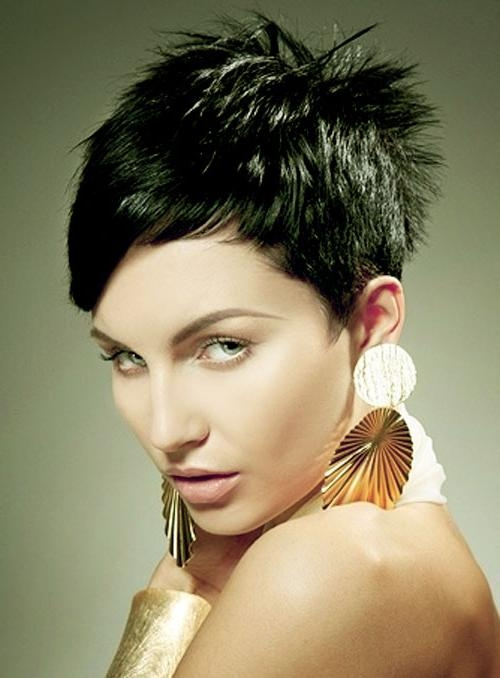 Very Short Haircuts For Thick Hair | Hairstyle Ideas In 2017 With Regard To Short Hairstyles For Very Thick Hair (Gallery 16 of 20)