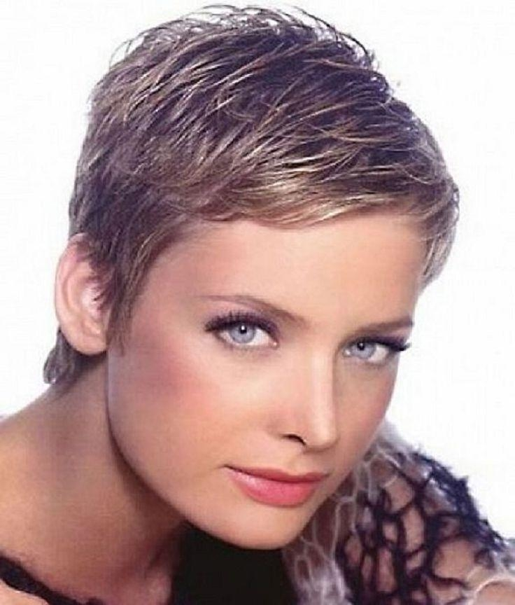 Very Short Haircuts For Thick Hair | Hairstyle Ideas In 2017 With Very Short Haircuts For Women With Thick Hair (Gallery 19 of 20)