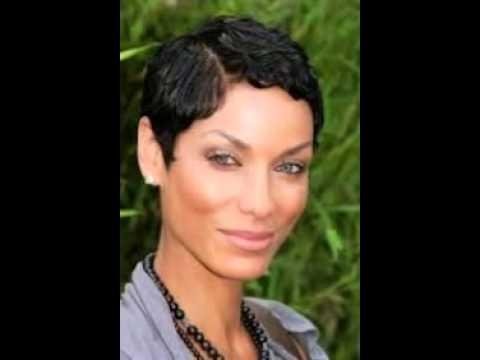 Very Short Hairstyles For Black Women – Youtube Inside Really Short Haircuts For Black Women (Gallery 7 of 20)