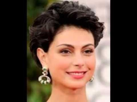 Very Short Hairstyles For Curly Hair – Youtube Pertaining To Short Hairstyles For Very Curly Hair (View 19 of 20)