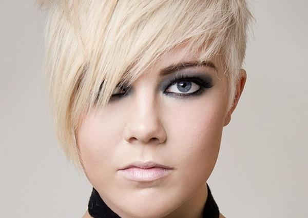 Very Short Hairstyles For Fat Facesshort Haircuts Round Faces Intended For Short Hairstyles For Obese Faces (View 19 of 20)
