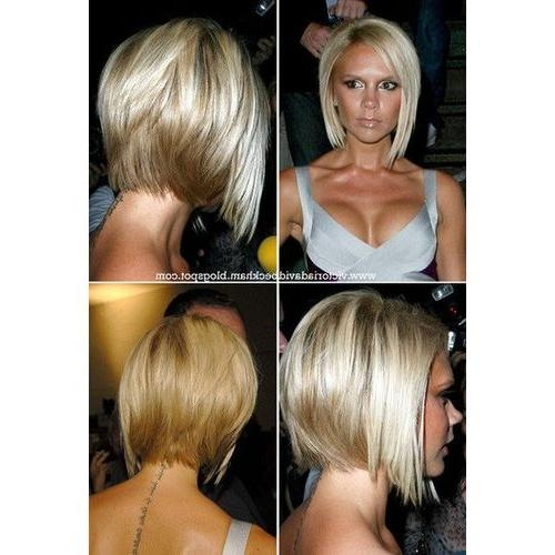 Victoria Beckham Short Hair Styles – Best Hair Style 2017 Throughout Victoria Beckham Short Haircuts (Gallery 14 of 20)