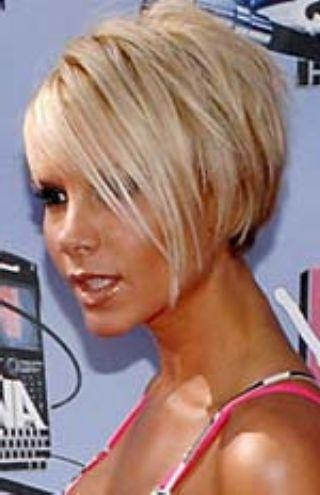 Victoria Beckham Short Hairstyle | Lastly, It Is A Well Know… | Flickr Inside Victoria Beckham Short Hairstyles (View 15 of 20)