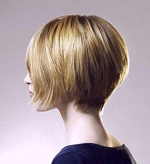 Wedge Hairstyles For Short Hair   Short Hairstyles 2016 – 2017 For Wedge Short Haircuts (View 20 of 20)