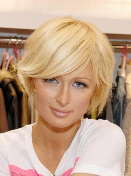 Woman And Men Hairstyles: Sexy Short Haircuts For Summer 2010 Inside Cute Sexy Short Haircuts (View 20 of 20)