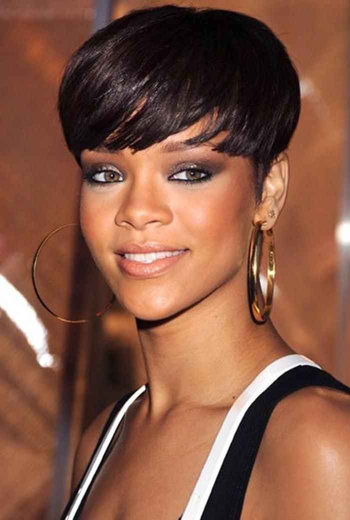 Women Short Hair Cut – Cartonomics In Short Haircuts For Black Women With Fine Hair (View 20 of 20)