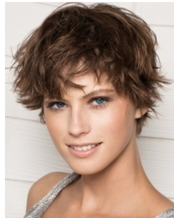Women Short Hairstyle With Low Maintenance Regarding No Maintenance Short Haircuts (View 20 of 20)