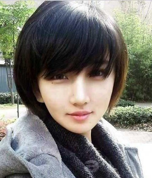 10 Chinese Bob Hairstyle Pictures | Bob Hairstyles 2017 – Short Pertaining To Cute Chinese Hairstyles (View 1 of 20)