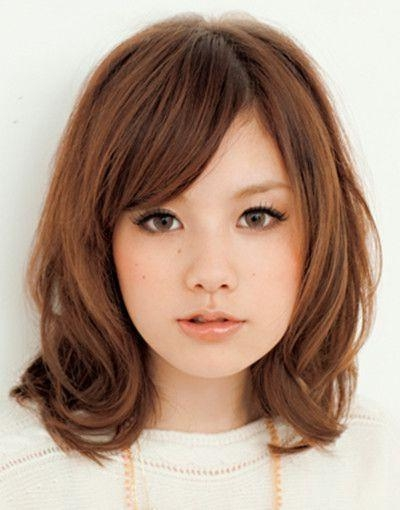 15 Best Collection Of Easy Asian Haircuts For Women For Asian Haircuts For Women (View 11 of 20)