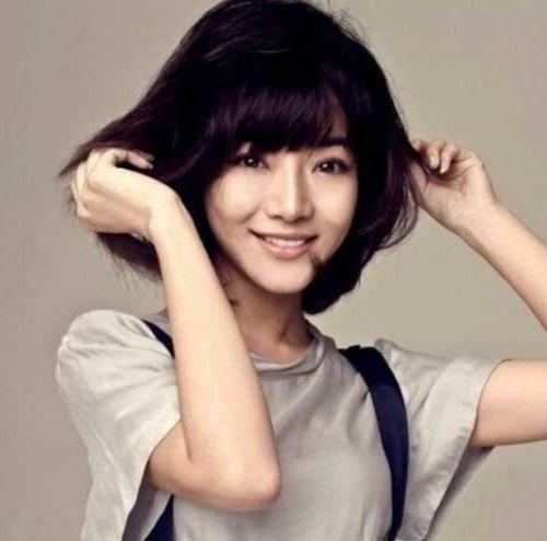 15+ Latest Korean Hairstyle 2014 | Hairstyles & Haircuts 2016 – 2017 With Regard To Short Korean Hairstyles For Girls (View 1 of 20)