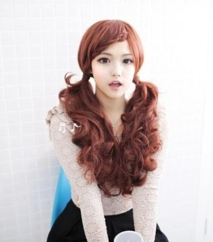 15 Photo Of Cute Korean Haircuts For Girls Pertaining To Cute Korean Haircuts (View 2 of 20)