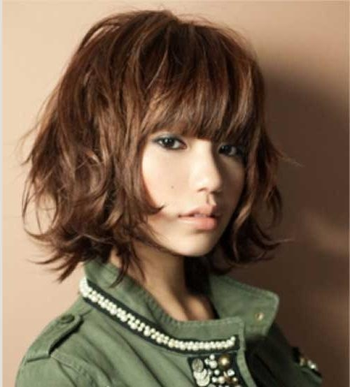15 Thick Medium Length Hairstyles | Hairstyles & Haircuts 2016 – 2017 For Medium Layered Asian Hairstyles (View 18 of 20)