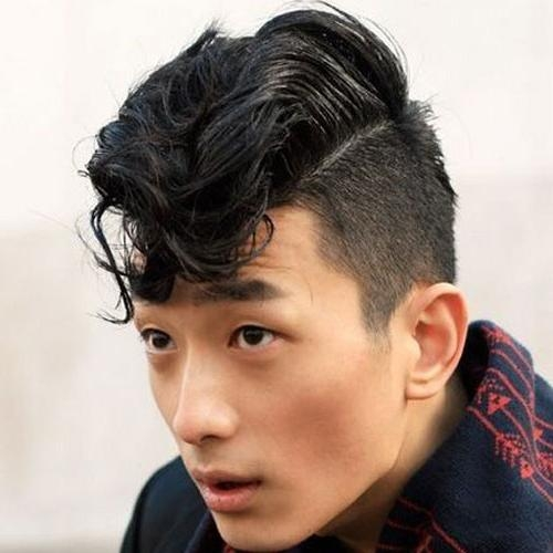 19 Popular Asian Men Hairstyles | Men's Hairstyles + Haircuts 2018 In Simple Asian Hairstyles (View 2 of 20)