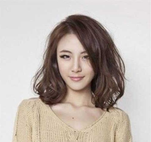 20 Asian Bob Hairstyles | Bob Hairstyles 2017 – Short Hairstyles In Wavy Asian Hairstyles (View 4 of 20)