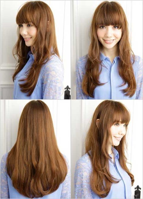 20 Asian With Long Hair | Hairstyles & Haircuts 2016 – 2017 Regarding Long Asian Haircuts (View 2 of 20)