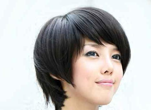 20 Best Asian Short Hairstyles For Women | Short Hairstyles 2016 For Asian Hairstyles For Girl (View 17 of 20)