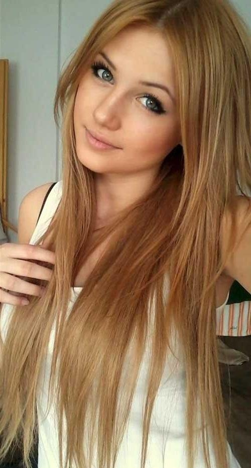 20 Haircuts For Fine Straight Hair | Hairstyles & Haircuts 2016 – 2017 Inside Blonde Asian Hairstyles (View 7 of 20)