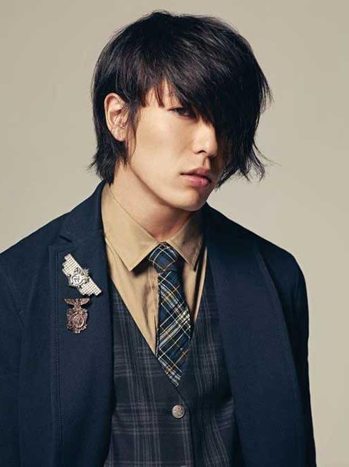 20 New Korean Hairstyles Men | Mens Hairstyles 2017 Pertaining To New Korean Hairstyles (View 5 of 20)
