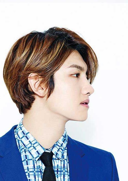 20 New Korean Hairstyles Men | Mens Hairstyles 2017 Regarding New Korean Hairstyles (View 6 of 20)