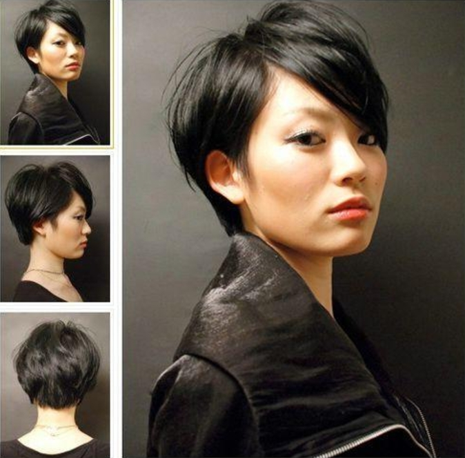 20 New Short Hairstyles For Asian Women | Hairstyle Guru For Short Female Asian Hairstyles (View 16 of 20)