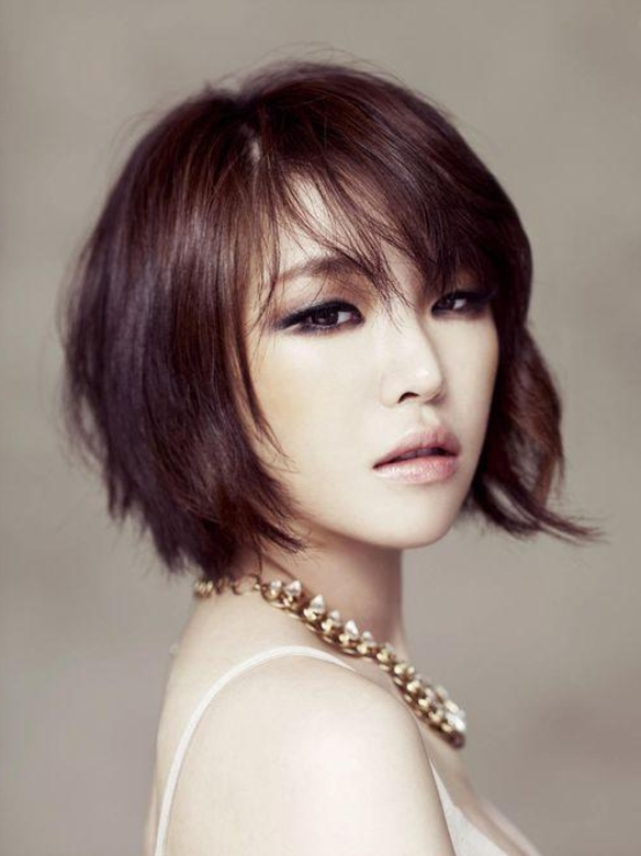 20 New Short Hairstyles For Asian Women   Hairstyle Guru In Short Asian Hairstyles (View 6 of 20)