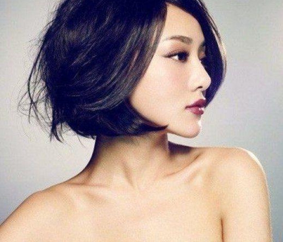 20 New Short Hairstyles For Asian Women | Hairstyle Guru Regarding Edgy Asian Haircuts (View 6 of 20)