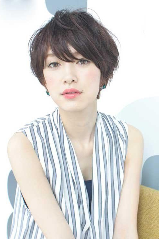 20 New Short Hairstyles For Asian Women | Hairstyle Guru Regarding Short Bob Asian Hairstyles (View 5 of 20)