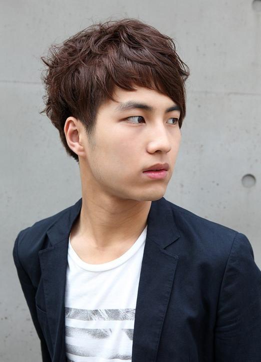 2013 Asian Haircut: Korean Guys Hairstyles – Hairstyles Weekly Regarding Cool Korean Hairstyles (View 3 of 20)