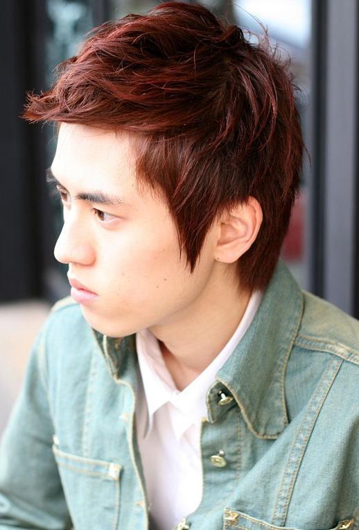 2013 Haircut For Men: Trendy Korean Haircut For Men – Hairstyles Intended For Trendy Korean Hairstyles (View 2 of 20)