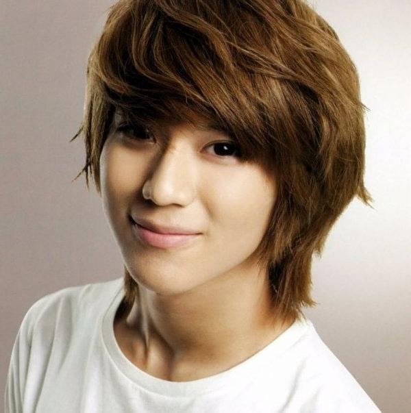 25 Trendy Asian Hairstyles Men In 2018 With Korean Hairstyles (View 18 of 20)