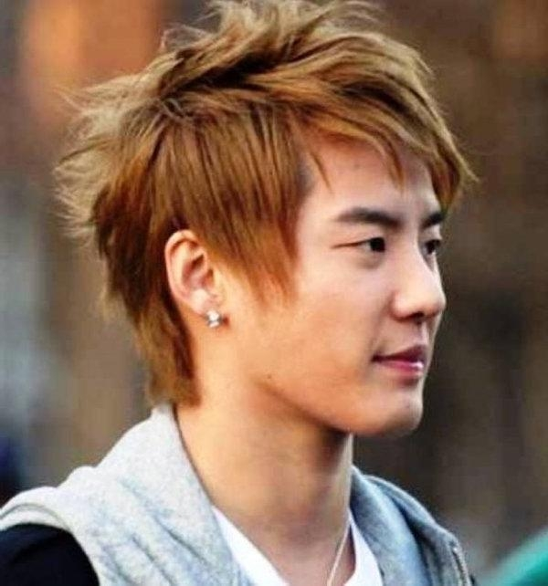 25 Trendy Asian Hairstyles Men In 2018 Within New Asian Hairstyles (View 5 of 20)