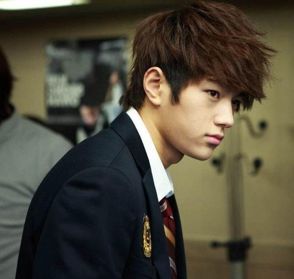 20 Best Ideas of Trendy Korean Hairstyles