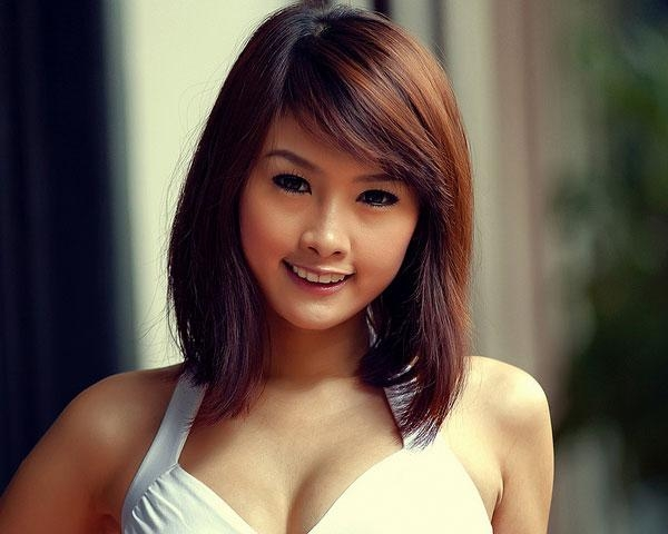 26 Asian Girl Hairstyles That Will Look Fantabulous And Fetch Within Medium Asian Haircuts (View 13 of 20)