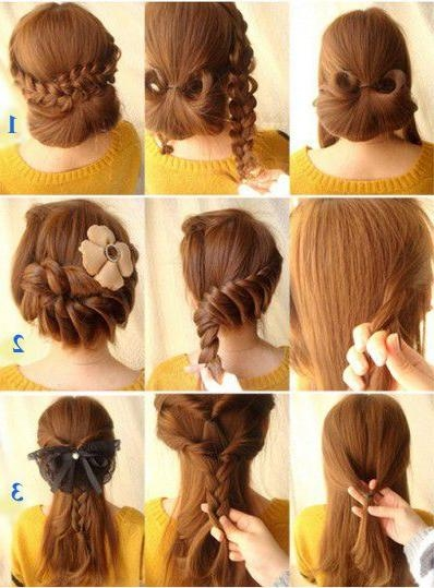 34 Best Korean Hairstyles Images On Pinterest | Korean Hairstyles For Easy Korean Hairstyles (View 3 of 20)