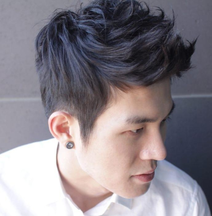 35 Stunning Asian Hairstyles For Men – Men's Hairstyles 2018 Inside Trendy Korean Hairstyles (View 7 of 20)