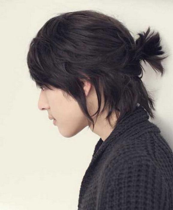 35 Trendy Korean Hairstyles For Men – Korean Haircuts 2017 With Regard To New Asian Hairstyles (View 4 of 20)