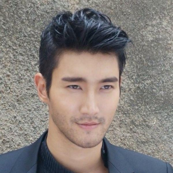 45 Latest Asian & Korean Men Hairstyles Intended For New Asian Hairstyles (View 5 of 20)