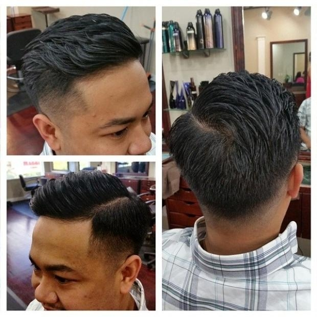 45 Latest Asian & Korean Men Hairstyles Regarding Asian Haircuts (View 9 of 20)