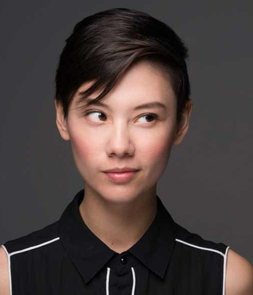 50 Incredible Short Hairstyles For Asian Women To Enjoy In Very Short Asian Hairstyles (View 5 of 20)